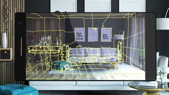 3D-ben lát a Lenovo új telefonja