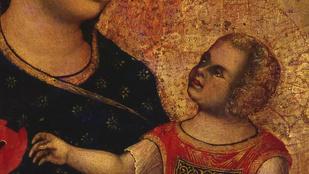 Ezért olyan rondák a csecsemők a középkori festményeken