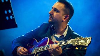 Nagy presztízsű gitárversenyt nyert meg egy magyar zenész
