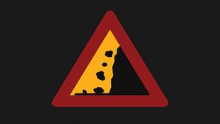 Tudta, milyen tökéletes zenekaros logók a közlekedési táblák?