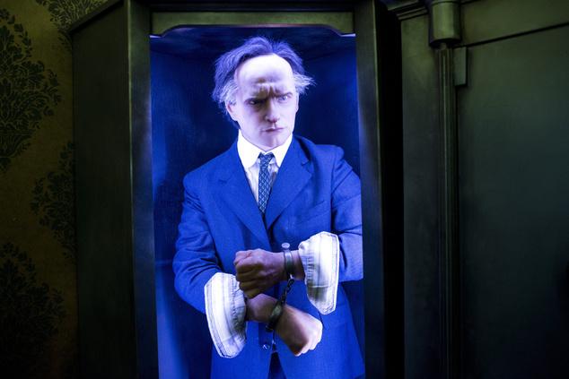Harry Houdini viaszfigurája