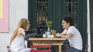 Lindsay Lohan régen volt már ennyire kiegyensúlyozott és szerelmes