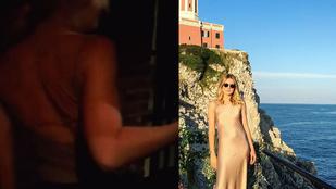 Instahíradó: Kate Hudson rúdtáncolt, Mihalik Enikő esküvőzött