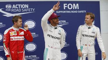 Mercedesé a pole, de közel a Ferrari és a Red Bull Kanadában