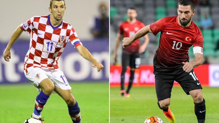 A továbbjutásról is dönthet a török-horvát meccs