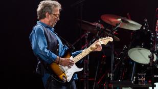 Eric Clapton betegsége miatt már alig tud gitározni