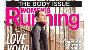 Címlaplány lett a transznemű futó