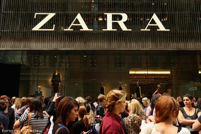 A Zara a 70-es évek óta van jelen a piacon.