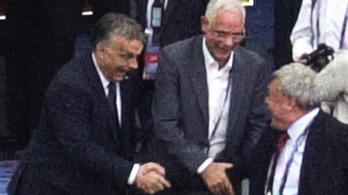 Így ünnepelt Orbán és a magyar elit