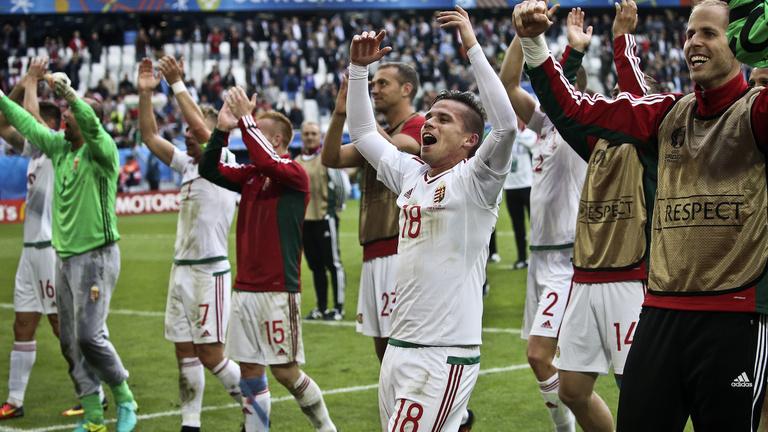 Megnyerte első Eb-meccsét a magyar válogatott: 2-0-s győzelem Ausztria ellen!