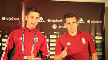 Németh: Stibi még nem hiszi el, milyen gólt rúgott