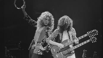 Megkezdődött a Led Zeppelin plágiumpere