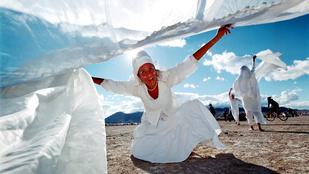 Európába jön a legendás Burning Man fesztivál