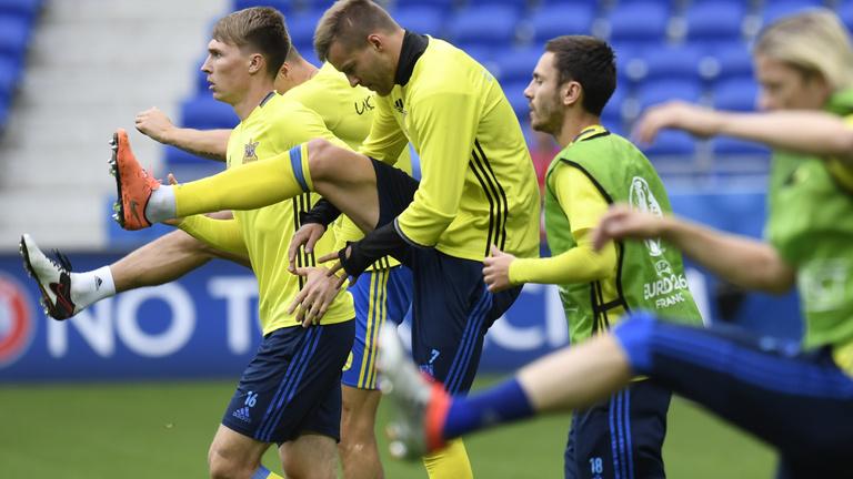 Ukrajna letámad, egyoldalú meccset ígér