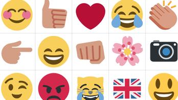 Emojira is célozhatnak a hirdetők