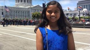 9 éves lány az Apple legfiatalabb programozója