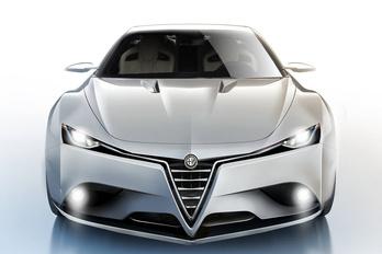 Hamarosan jön az új Alfa csúcsmodell