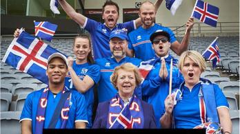 Még focihimnuszukat is tőlünk lopták a izlandiak