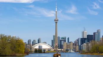 Negyven éve áll a betontű Toronto szívében