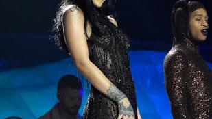 Ha Rihanna így készül Európába, szuperjó koncertünk lesz