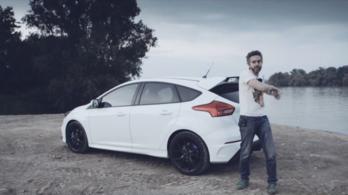 Mit tud az új Focus RS és mit tudnak a gépek?