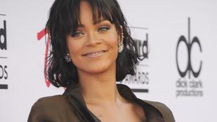 Rihanna sírt a dublini koncertjén, annyira meghatotta a közönsége