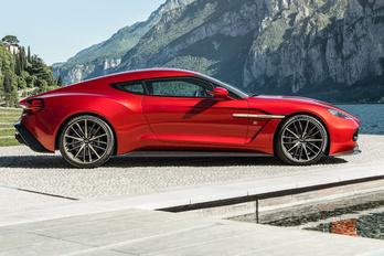 Gyártásra kész az új Zagato Aston Martin