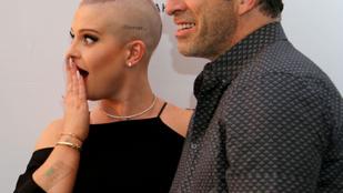 Kelly Osbourne új haja elég extrém