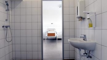 A pokol maradt, a vécét felújították