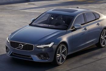 Volvo csúcsmodellek, sportosabban