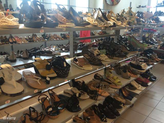 Íme a 4. kerületi Csóra boltja.