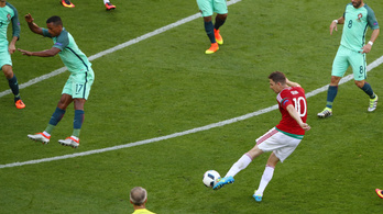 A Sky Sportsnál Geráé lett a legszebb gól