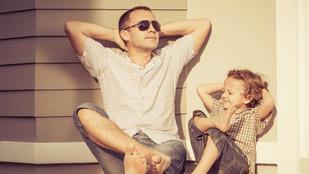 Apák egymás közt: a nyári szünetről