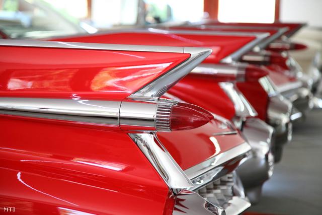 Keszthelyen, magán kezdeményezésre működik Magyarország egyetlen Cadillac múzeuma.