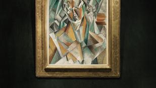 Ebből a Picasso festményből kétszer megvehetné a magyar válogatottat