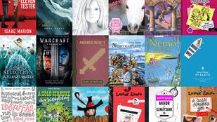 Könyvajánló: kamaszok ajánlatai kamaszoknak