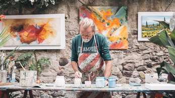A művészet tényleg csökkenti a stresszt, vagy mégsem?