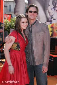 Jane és Jim Carrey