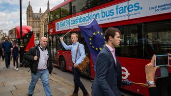 Öt lehetőség, hogy mit kezdenek most a britek az EU-val
