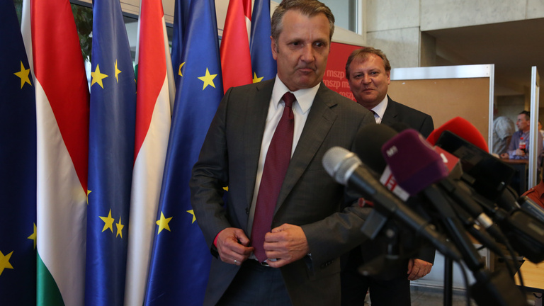Elzavarták Tóbiást, Molnár Gyula az MSZP új elnöke
