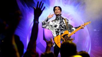 Negyvenmilliót fizettek Prince gitárjáért