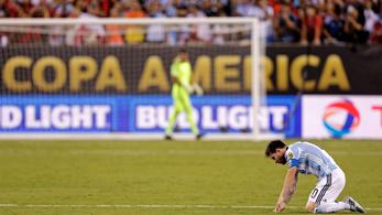 Messi kihagyta a büntetőjét, megint Chile nyerte a Copa Américát