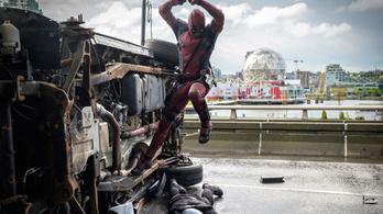 Jövő év elején már forog is a Deadpool 2