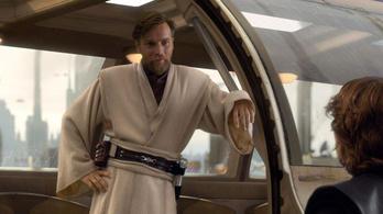 A Star Wars megalázó helyzetbe hozta Ewan McGregort