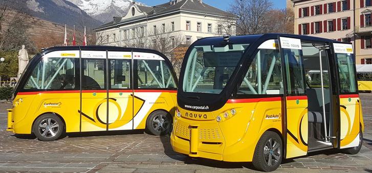 Sionban kettő busz állt forgalomba. Ha beválik a rendszer, akkor jön a többi is
