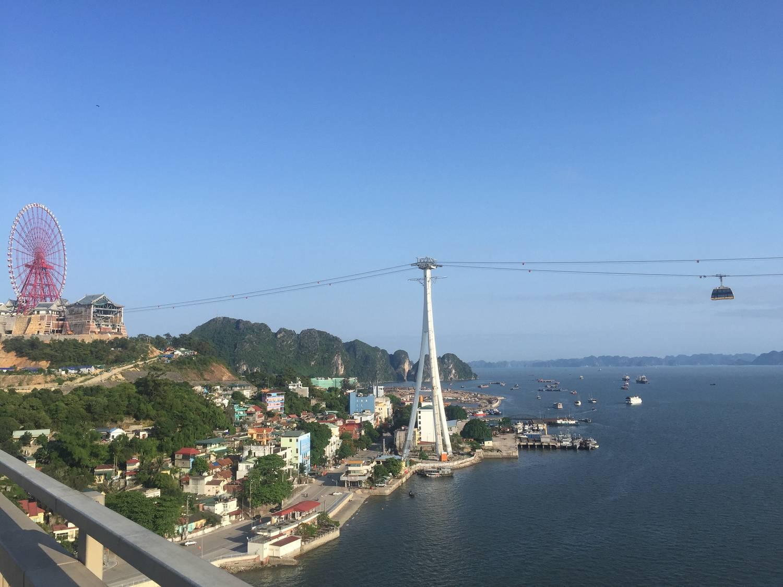 Vietnamban jár a világ legnagyobb lanovkája