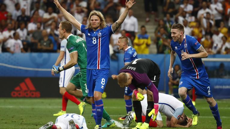 Az Eb sokkja: Anglia hazament, Izland verte ki