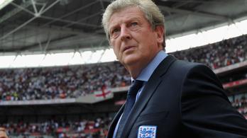 Lemondott Roy Hodgson angol szövetségi kapitány