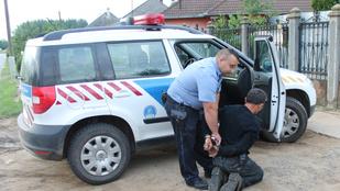 Három órán belül elfogták a nyírbátori késelőt