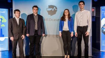 Világsiker kapujában a debreceni orvostanhallgatók appja